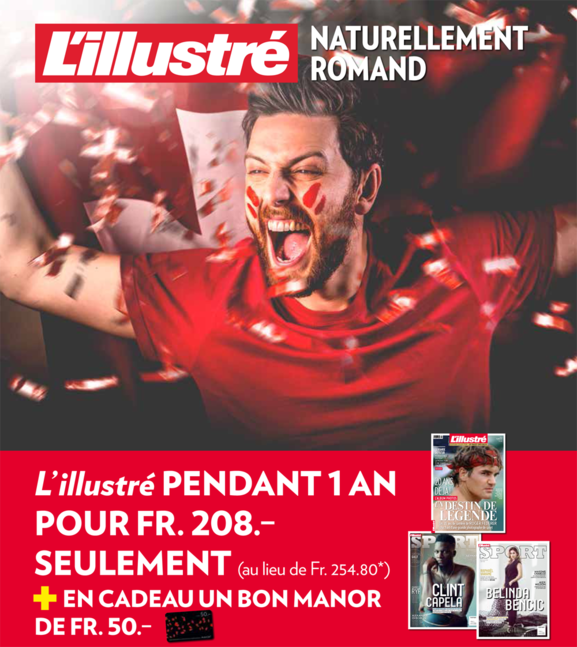 L'illustré - Naturellement Romand
